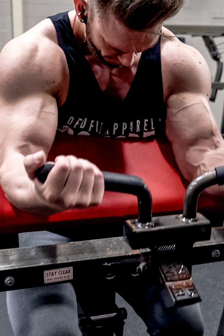 Max-Pump Arm Growth Workout   Bodybuilding com