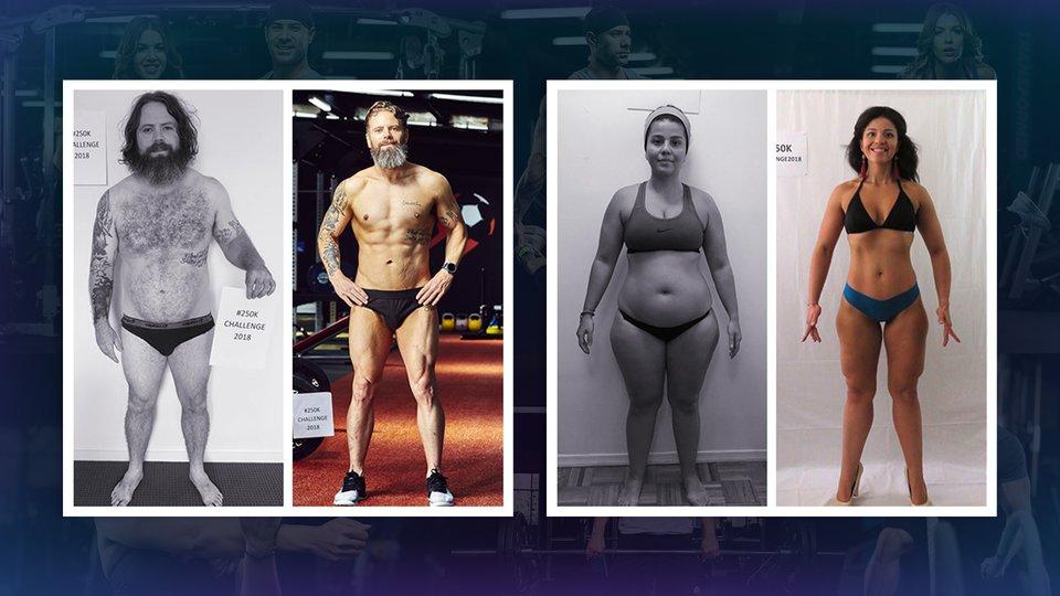 Meet The 2018 250k Transformation Challenge Winners Bodybuilding Com