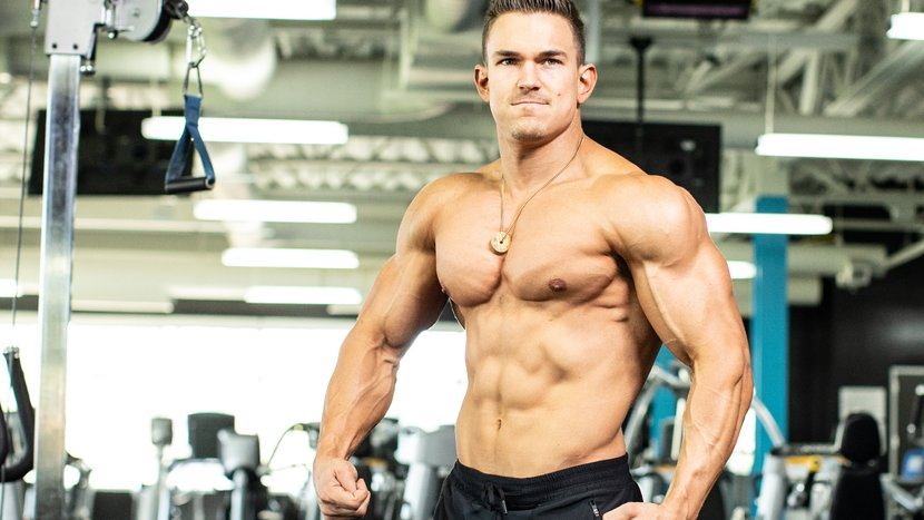 Old-School Ways To Build Your Six-Pack