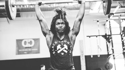 Olympic Lifter Quiana Welch: Breaking Records And Bending Iron