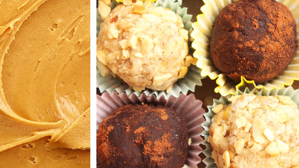 Peanut Butter Lover's Protein Truffle