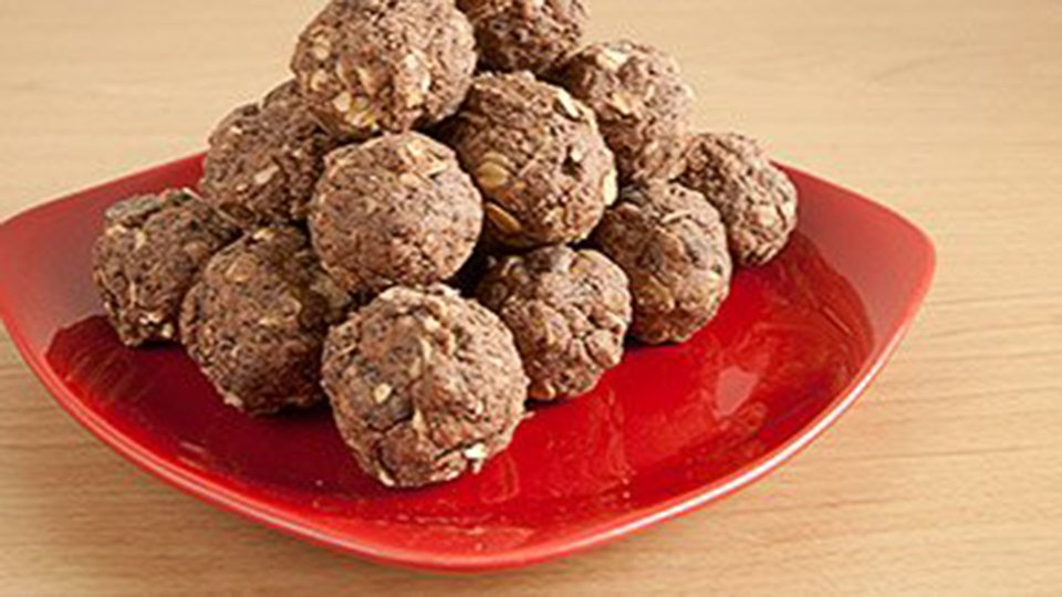 Protein Peanut Butter Ball