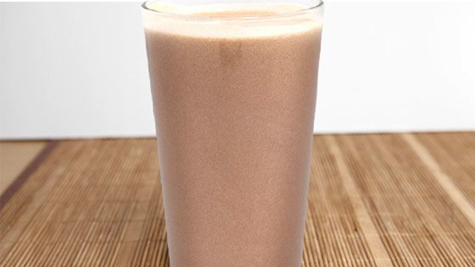 A Protein Milkshake