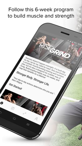 Rise And Grind app