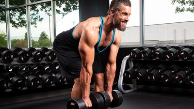 Save Your Back With Dumbbell Deadlifts