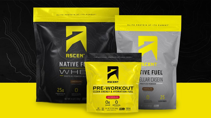 Supplement Company of the Month: Ascent
