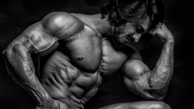Thakur Anoop Singh Is The Arnold Schwarzenegger Of India