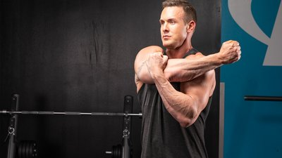 Your Old-School Bench Warm-Up Is Getting You Hurt! This Is Better.