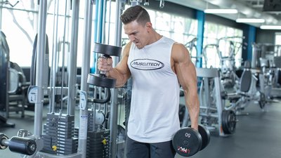 2 Insider Moves to Build Your Arms