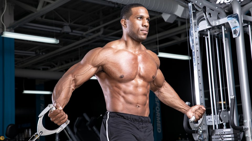 how to get a flat chest bodybuilding