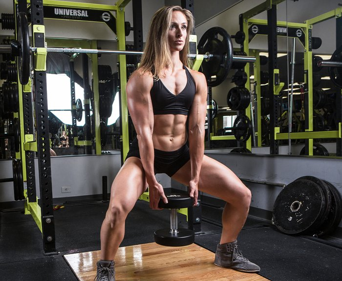 A Hamstring And Glute Workout Fit For Vegas