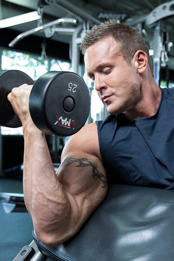 brandan fokken\u0027s full body circuit workoutMore Like This Training Circuit Training And Bodybuilding #4