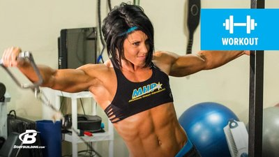 Delt Homicide: Dana Linn Bailey Shoulders Workout