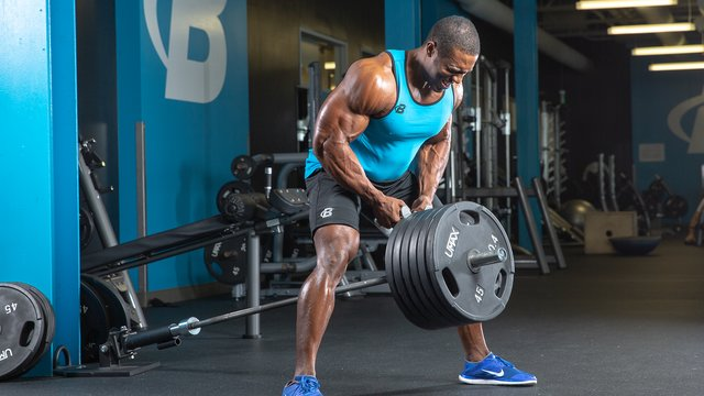 Old-School Back Training for New Gains