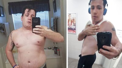 Ryan Brock Dug Himself Out of Depression, Divorce, and 70+ Unwanted Pounds!