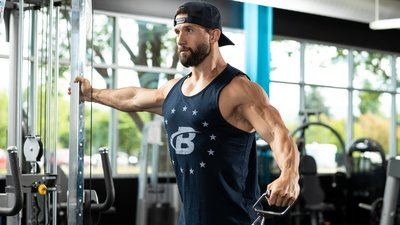 Supersize Your Shoulders With These Olympia-Level Moves