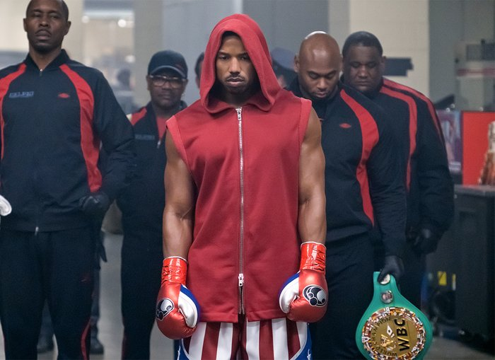 For Creed II, the plan Calliet hatched for Jordans physique was simple.