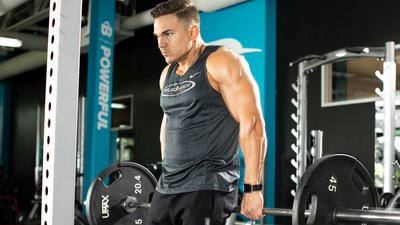 2 Effective Exercises To Build Up Your Traps Fast!