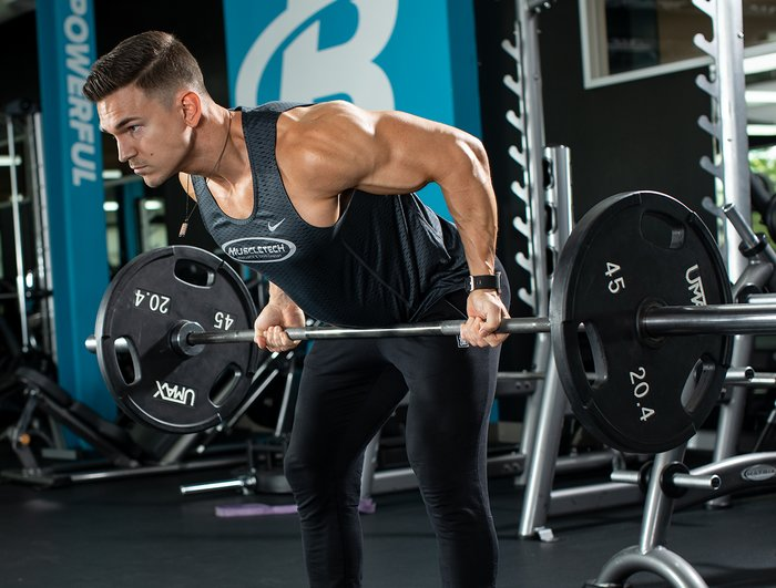 Abel Albonetti's Workout for Back Annihilation