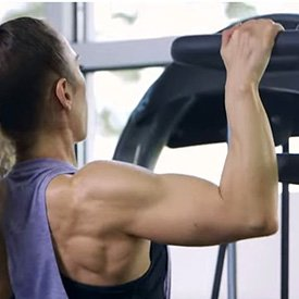 Assisted Single-Arm Pull-Up thumbnail image