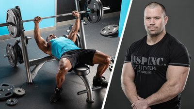 Ask The Super Strong Guy: Is Leg Drive Important For A Good Bench Press?