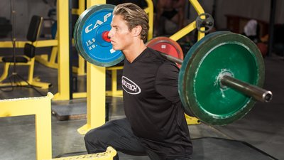 Marc Megna's Weekend Warrior Workout