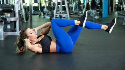 Paige Hathaway's Fat-Burning Bodyweight Circuit