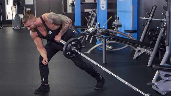 The Ultimate HIIT Landmine Workout With Tyler Holt
