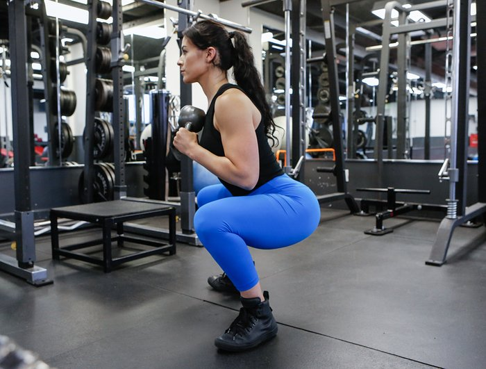 Strength Train the Major Muscle Groups