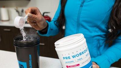 When Should I Take A Pre-Workout?