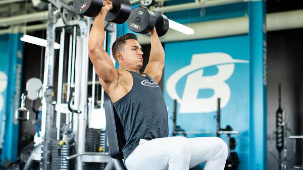 Abel Albonetti's Total-Shoulder-Builder Workout