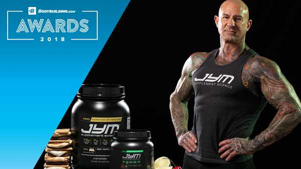 Bodybuilding.com Awards 2018: Brand of the Year