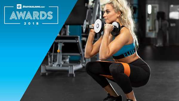 Bodybuilding.com Awards 2018: Workout Accessories of the Year