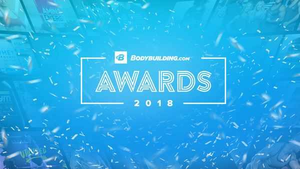 Bodybuilding.com Awards 2018