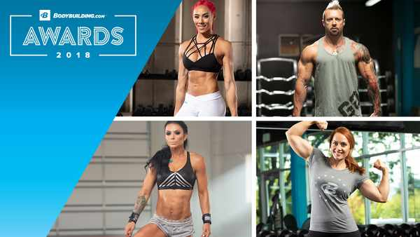 Bodybuilding.com Awards 2018: Influencer of the Year