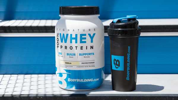 What Is Whey Protein Made Of?