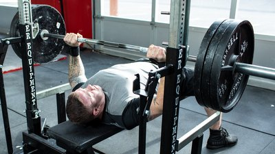 Accessory Moves to Help You Bust Through Weak Points and Supercharge Your Bench