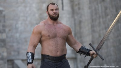 "Hafthor ""The Mountain"" Bjornsson's 8 Greatest Lifts"