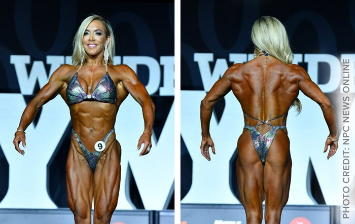 2020 Ms. Olympia