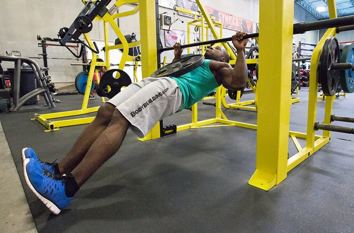 Inverted Row with Weight