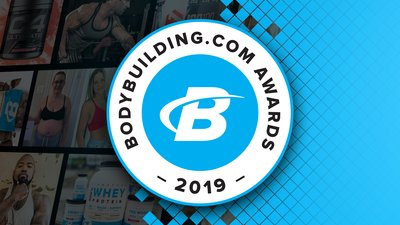 Bodybuilding.com Awards 2019