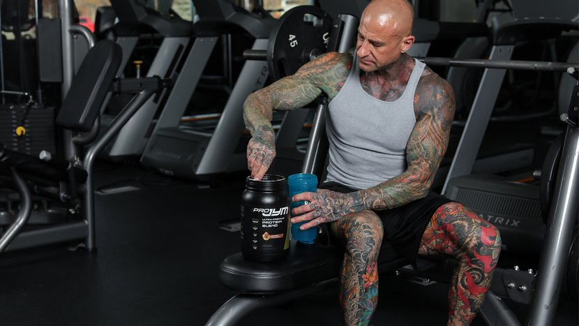 Jim Stoppani Doing Science