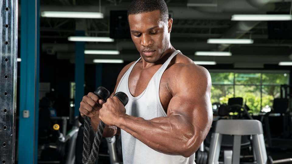 Lose weight without muscle loss