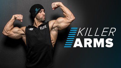 Killer Arms with Julian Smith mobile header image