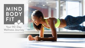 Mind Body Fit: Your 90-Day Wellness Journey