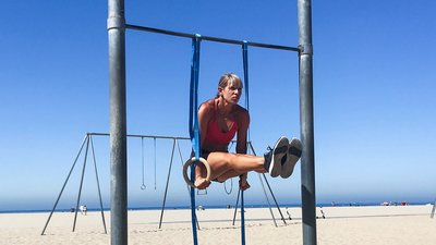 The Benefits of Ring Training: 5 Reasons Gymnastic Rings Can Help Transform Your Body