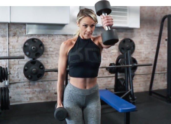 Tawna Eubanks' 30-Min Upper-Body Workout for Women