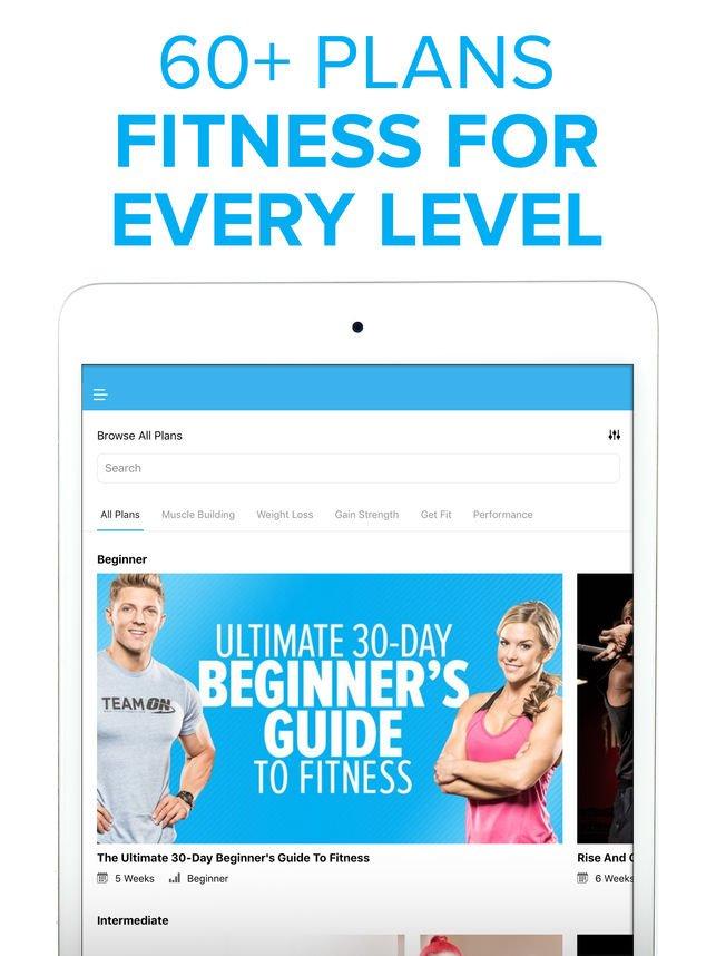 BodyFit app