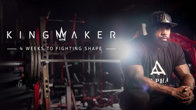 "Kingmaker: 4 Weeks to Fighting Shape"" title=""Kingmaker: 4 Weeks to Fighting Shape""/></a>   </div> <div class="