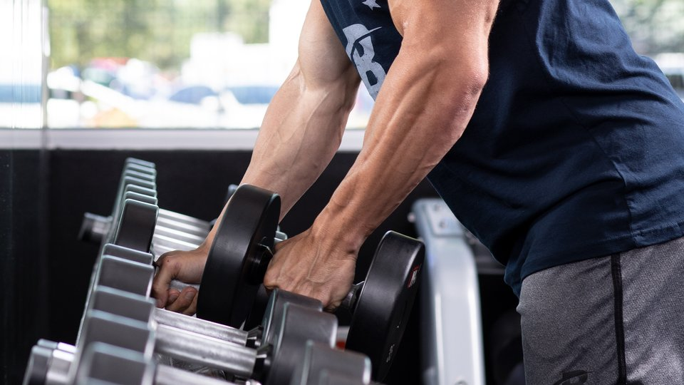 The Dropset That Makes You Stronger